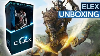 Unboxing Elex Collector