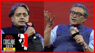 'New India' | Decoding What The Modi Mandate Tells Us | Tharoor & Swapan Dasgupta | #ConclaveMumbai