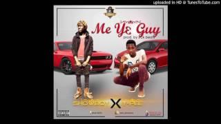 Showboy x Y Pee Me Y3 Guy