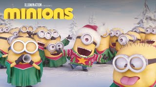 Minions - Tree Lighting Ceremony (HD) - Illumination
