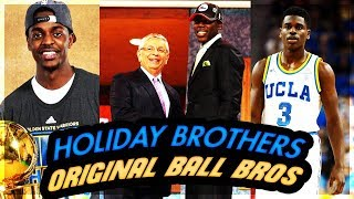 These 3 BROTHERS Were The ORIGINAL BALL BROS That Were NOT Famous & NOBODY Knew About!