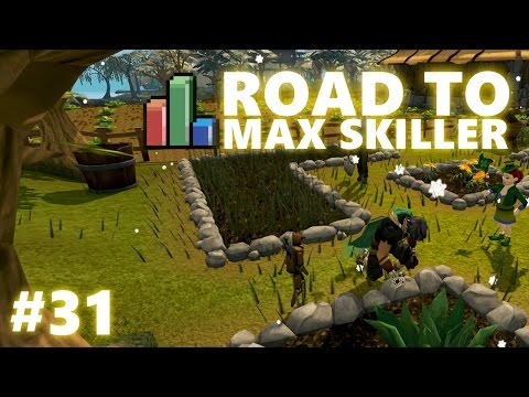 watch RuneScape 3: Road to Max Skiller - Making Some Money