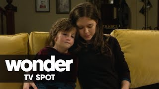 "Wonder (2017 Movie) Official TV Spot - ""My Parents & My Sister"" – Julia Roberts, Owen Wilson"