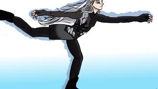 Yuri On Ice!!! Viktor Nikiforov- Speedpaint