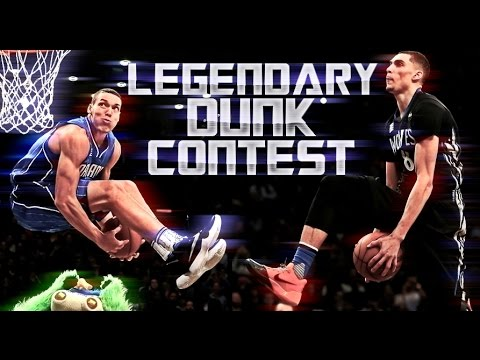 Zach LaVine vs. Aaron Gordon -