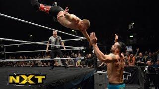 Sami Zayn vs. Tye Dillinger: WWE NXT – 23. Dezember 2015