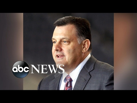 Team USA gymnastics president and CEO resigns amid sex abuse allegations against former team doctor