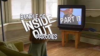 Bundle of Inside Out Parodies Part 17 (Inside Out Parody)