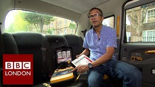This cab driver could save your life - BBC London