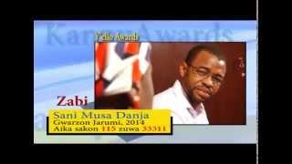 Best Actor | SANI MUSA DANJA hausa