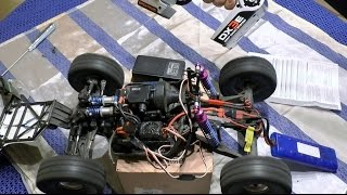ESS-One Engine Sound System - Sense Innovations Soundmodul - RC Cars - Vaterra Twin Hammers