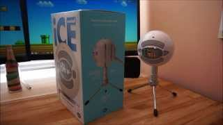 Blue Snowball iCE Review And Audio Test