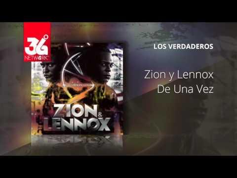 De una vez - Zion y Lennox - Los Verdaderos [Audio]
