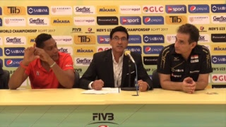 EGY vs CUB 2017 FIVB Men