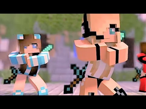 Xxx Mp4 Psycho Girl 1 4 The Complete Minecraft Music Video Series Minecraft Songs And Minecraft Animation 3gp Sex