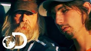 Gold Rush | SEASON 8 | End Of An Era For Parker At Scribner Creek
