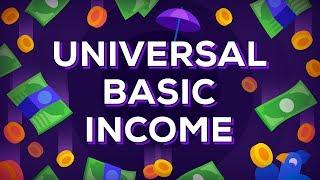Universal Basic Income Explained – Free Money for Everybody? UBI
