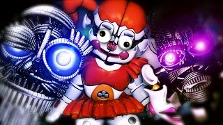 FNAF Sister location JUMPSCARE REACTIONS & FUNNY MOMENTS - Five Nights at Freddy's Sister Location