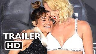 Charlize Theron & Sofia Boutella Are Stunning - European Premiere