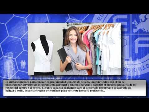 Curso Superior de Asesoramiento de Belleza, Morfología y Visagismo - Cursos Online