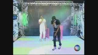 SON Z canta Nhongwistas no Atraccoes com  DYGO BOY JURUS