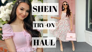 SHEIN Summer Try-On Haul | Girly Princess Vibes | Haley Marie ♡