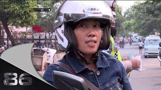 Penertiban Lalu Lintas Di Jakarta