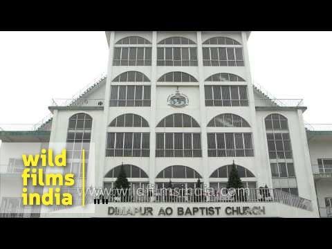 Ao Baptist Church, Dimapur, Nagaland