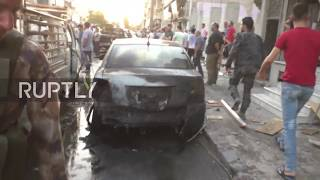 Syria: Two civilians killed under mortar fire in Homs