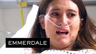 Emmerdale - Debbie Finally Tells Ross the Truth About the Acid Attack