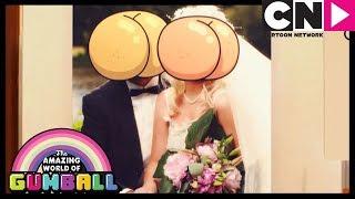 Gumball | The Butterfly Effect | Cartoon Network