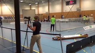 2018 Goalball World Championships Japan v Sweden 2nd Half