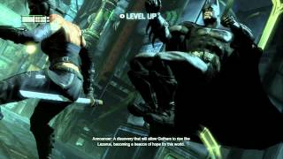 Batman: Arkham City Walkthrough Part 8 - Wonder City & Talia al Ghul