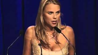 Lara Logan - Emmy Award- 28th Annual News & Documentary Emmy Awards
