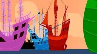 Il était un petit navire - KARAOKÉ (Paroles & Musique) - Comptines & Berceuses