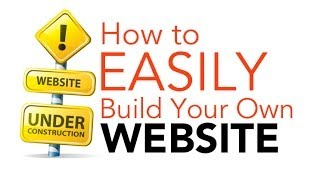 How to EASILY Create A Website for Your Small Business