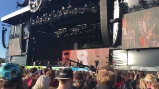Bring me the horizon - Happy song - Glastonbury Festival 2016