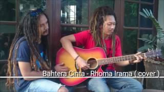 KEREN ANAK REGGAE NYANYI DANGDUT,  Bahtera Cinta - Rhoma Irama ( cover by Dellu & Rafi)