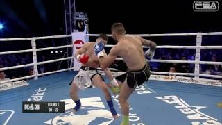(Italy) Muru Tayro  VS  Stanislav Renita  (Moldova)