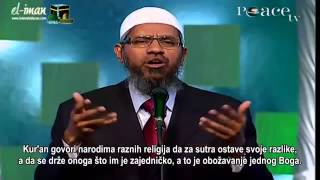 Islam i 21 stoljece dr Zakir Naik na Oxford Univerzitetu (sa prijevodom)