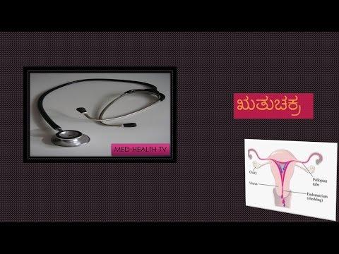 Menstrual Cycle - ಋತುಚಕ್ರ - Kannada