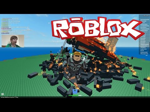 Natural Disasters Survival ROBLOX