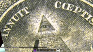 Minecraft | The Illuminati Puzzle
