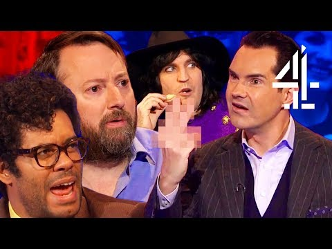 Xxx Mp4 Jimmy Carr Completely Loses Control Over The Show Big Fat Quiz Of The Year 2017 3gp Sex