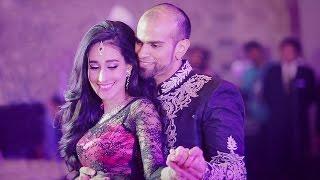 Wedding Entrance Dance Ruchika & Amit at InterContinental Bangkok Hotel Thailand