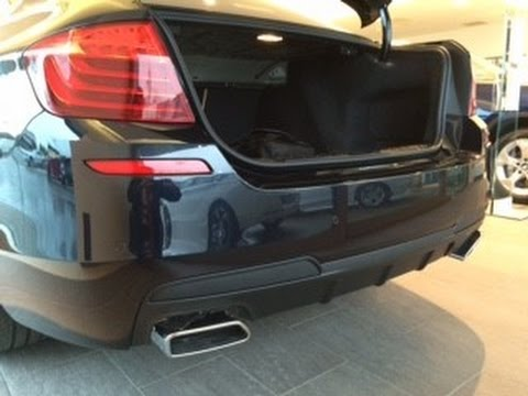 BMW F10 535 MSPORT Option 3AC Fully Electric Towbar Demo