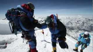 Dave Hahn Record Breaking Climb of Everest