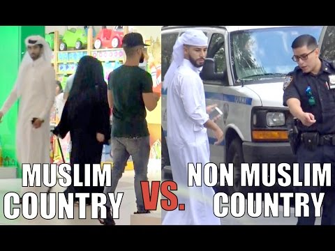 Xxx Mp4 Muslim Country VS Non Muslim Country HONESTY EXPERIMENT 3gp Sex