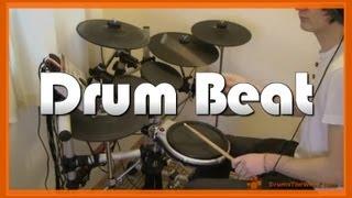★ Rosanna (Toto) ★ How To Play Drum Beat (Jeff Porcaro)