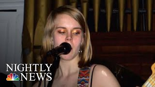 New York City College Student Fatally Stabbed In Shocking Attack | NBC Nightly News